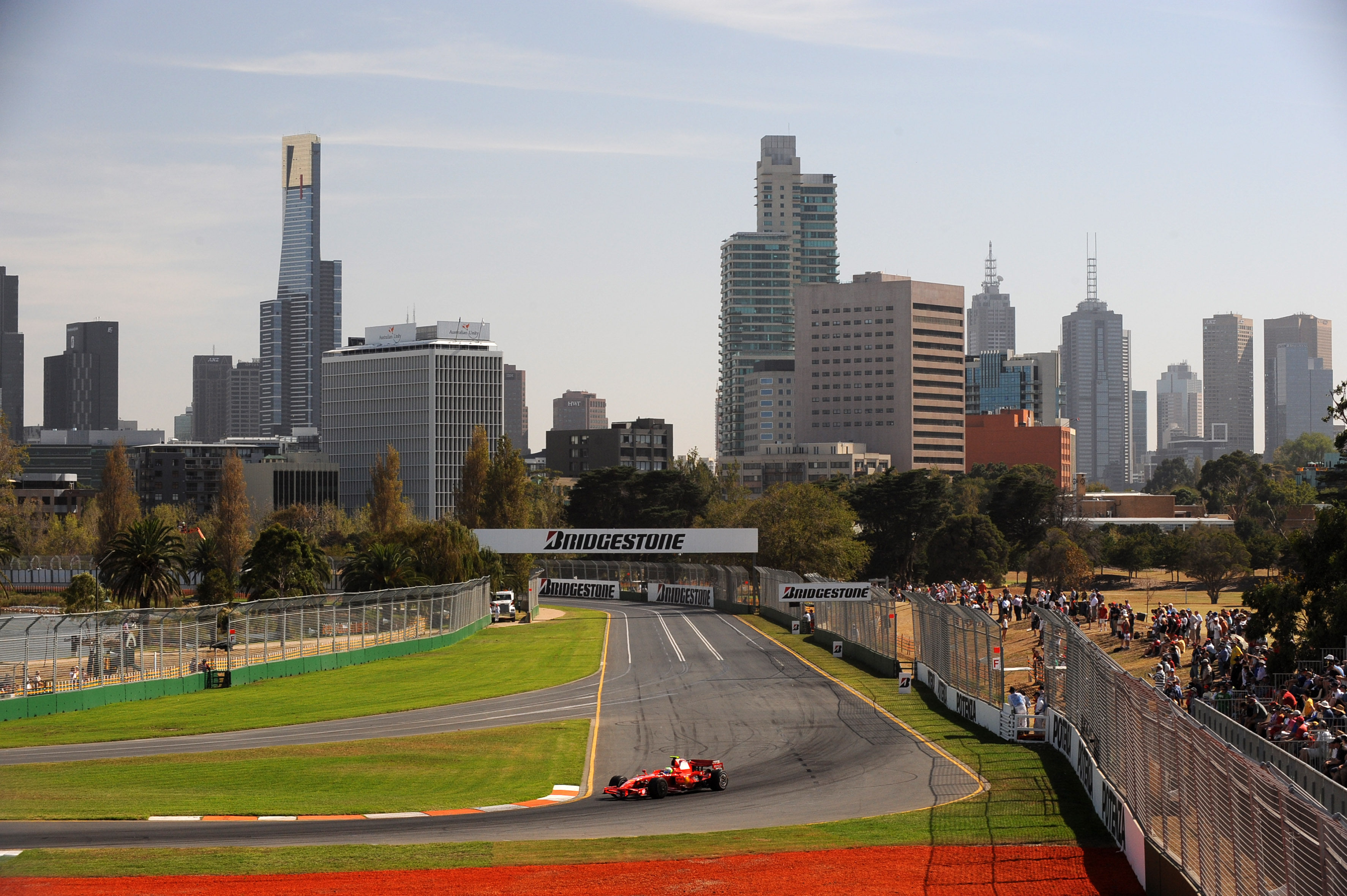 MOTORSPORT/F1 AUSTRALIA GP