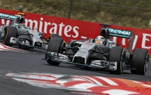 Motorsports: FIA Formula One World Championship 2014, Grand Prix of Hungary